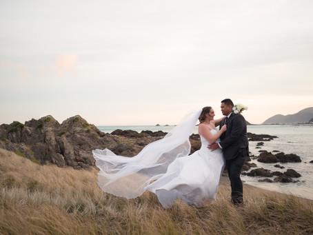 Wellington Wedding Photographer | The Pines Wedding | Rebecca & Isaac