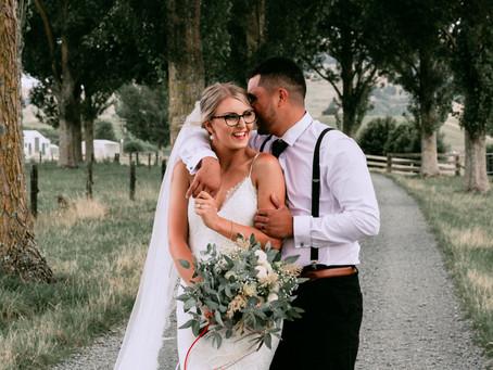 Waikato Wedding Photographer | Piopio | Ashley & Paiaka