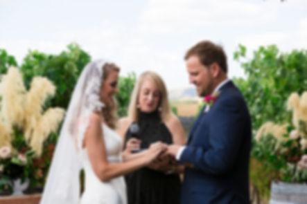 Poppies Martinborough Wedding Photograph