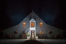 night time wedding photo of gay wedding at Tarureka Estate in Wellington, New Zealand