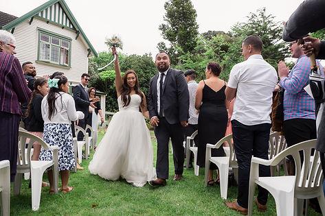 Tatum Park Wellington Wedding Photograph