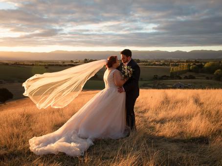 Wairarapa Wedding Photographer | Tironui Farm | Chloe & Kri