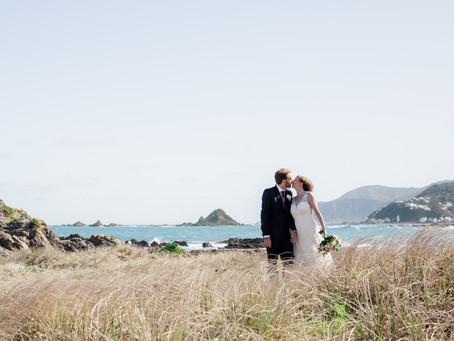 Wellington Wedding Photographer | Dockside Wedding | Marie & Rory