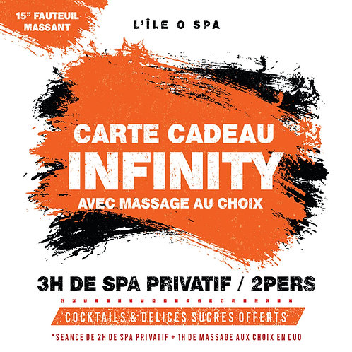 Carte Cadeau - Infinity