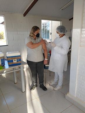 Campanha de vacinação COVID-19 e INFLUENZA(Gripe)