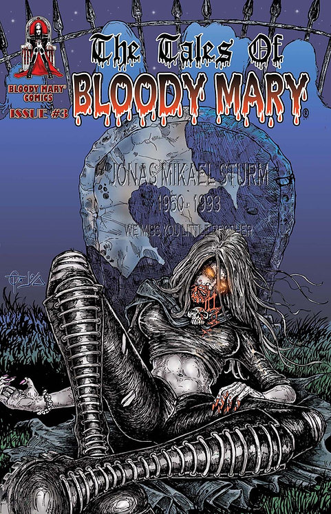 Tales of Bloody Mary #3