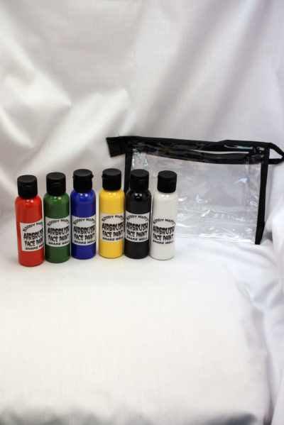Airbrush Paint Kit (6Colors)