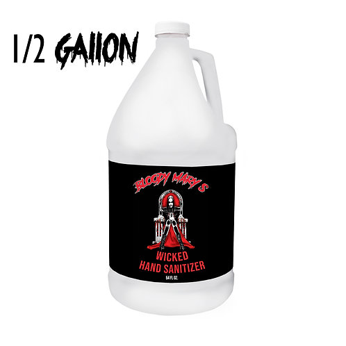 Bloody Mary's Wicked Hand Sanitizer 64 oz.