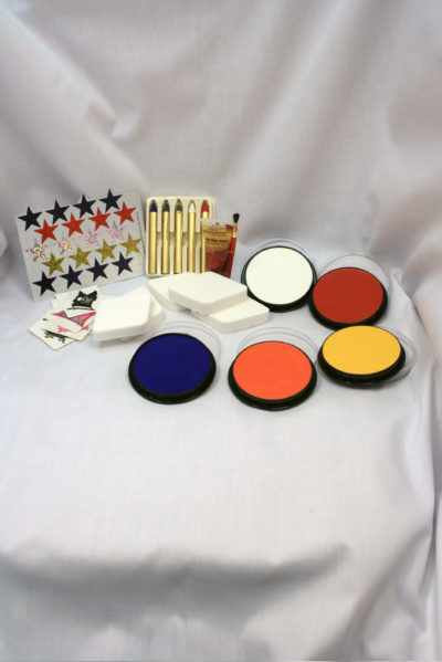 Party Face and Body Paint Kit