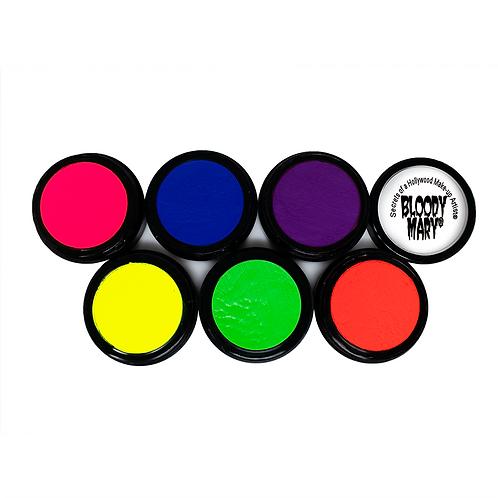 Blacklight Water Paint Color Kit