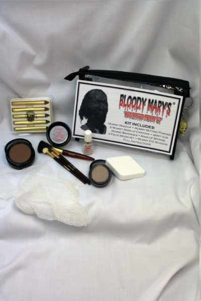 Unwrapped Mummy Makeup Kit