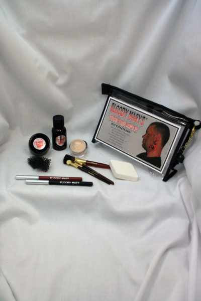 Bubonic Plague Make Up Kit