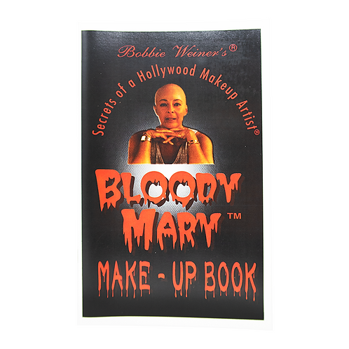 Bloody Mary Advanced How-To Makeup Book 2