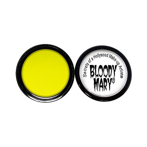 Blacklight Yellow Water Paint