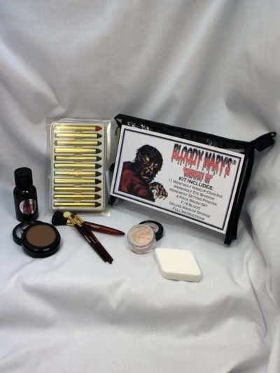 Werewolf Makeup Kit