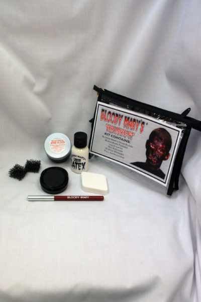 Burn Make Up Kit