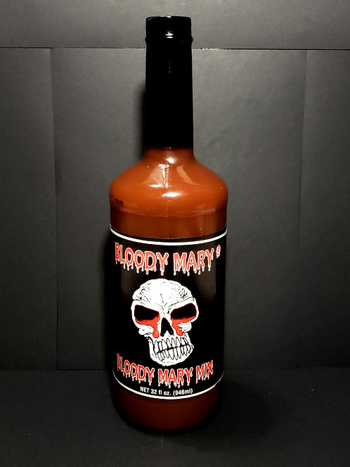 Bloody Mary Mix Skull