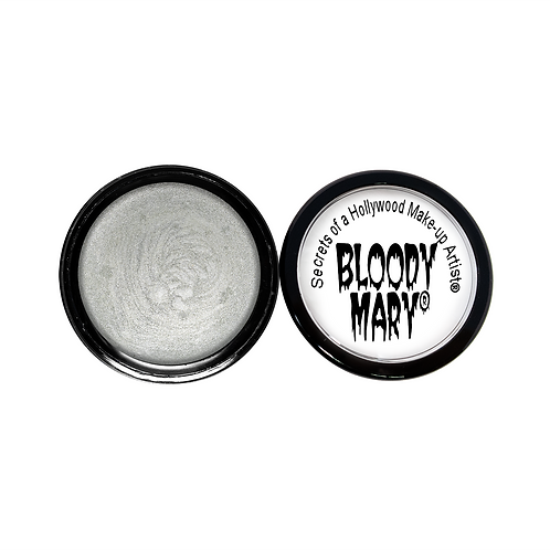 Metallic Silver Eye Cream