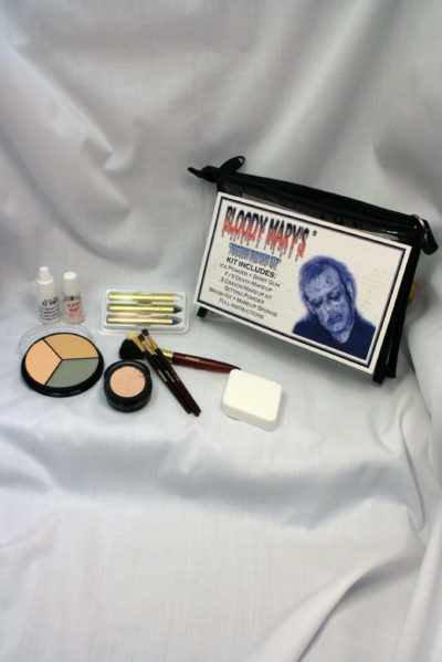 Frozen Zombie Makeup Kit