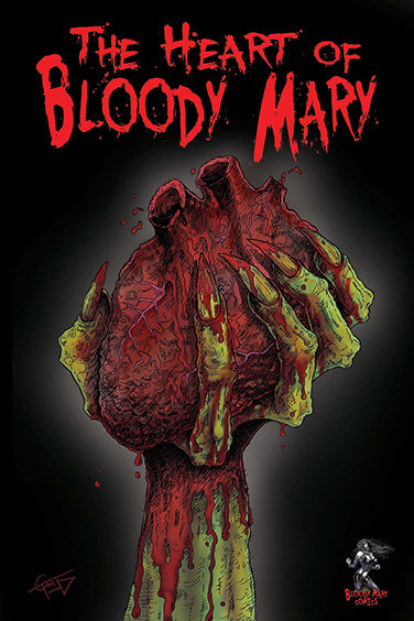 Heart of Bloody Mary Poster 3 - Heart