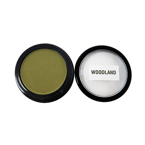 Foilage Green Camouflage Face Powder