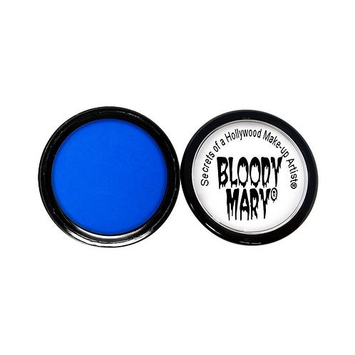 Neon Blacklight Blue Eyeshadow