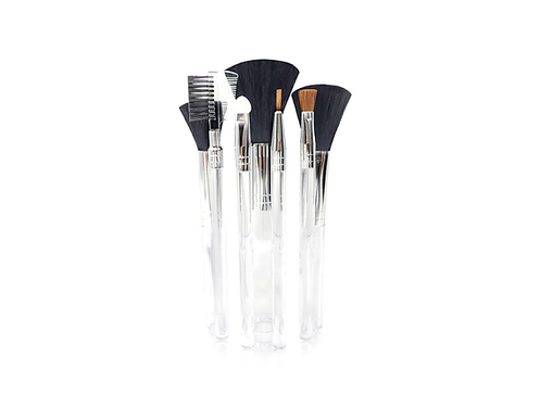 Bloody Mary 8 Piece Brush Kit w/ Standing Holder