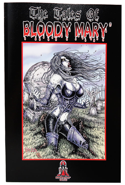 Tales of Bloody Mary #1-8 Trade Paperback