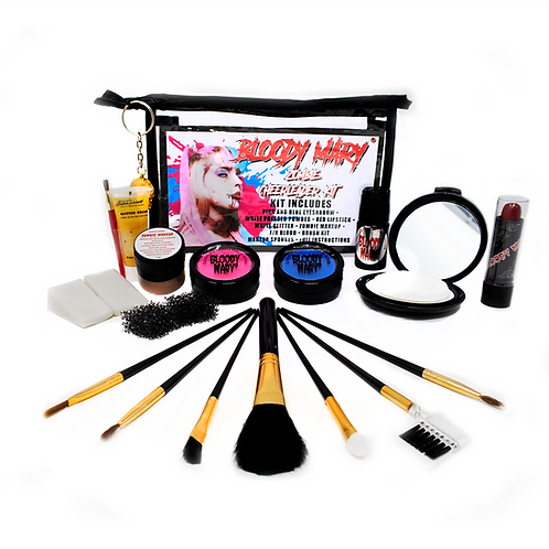 Deluxe Zombie Cheerleader Kit