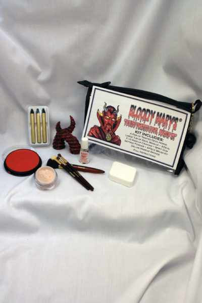 Twisted Devil Makeup Kit