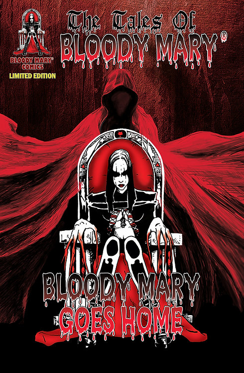 Tales of Bloody Mary Bloody Mary Goes Home