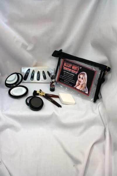 Translucent Ghost Mini Monster Make Up Kit