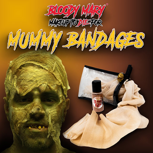 Mummy Bandages (1 oz. Dirt Powder)
