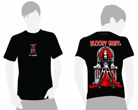 Bloody Mary's Throne T-Shirt