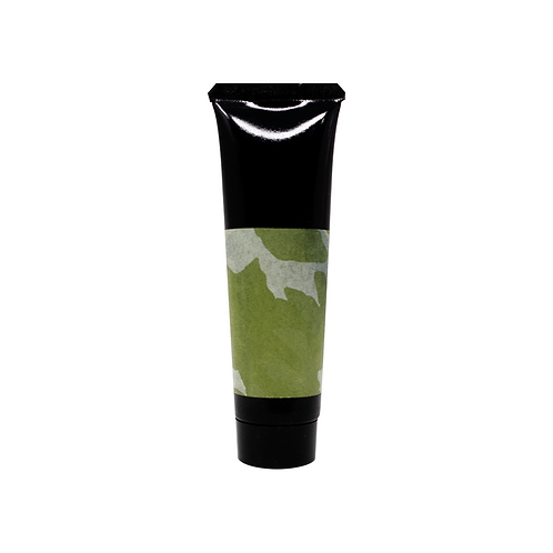 Green Camo Face Paint Jumbo Squeeze Tube