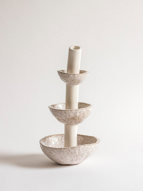 Creamy Clay Fountains