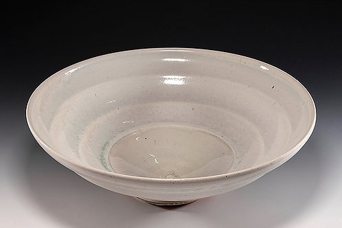 Hand Thrown Stoneware Serving Bowl