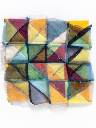 Study for Song Quilt