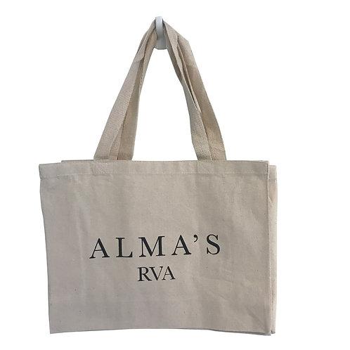 Alma's RVA tote bag