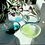 Thumbnail: set of 4 glass stacking bowls
