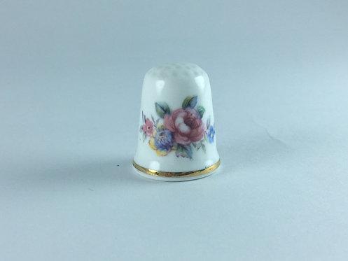 Porcelain Memorial Thimble