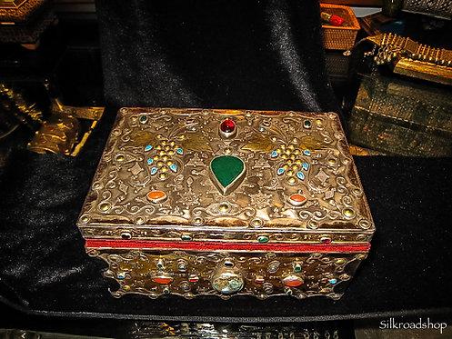Turcoman Afghan Kazakh Jewel Box