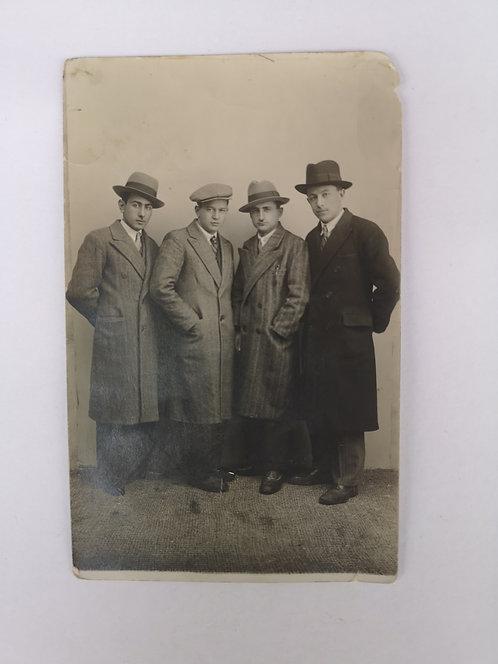 March 1935's Turkey 4 friends