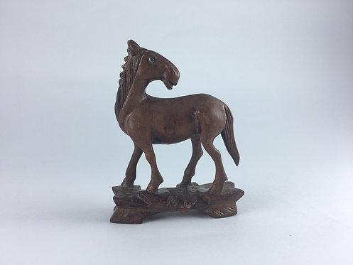 18th Century Rosewood Horse