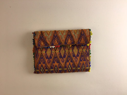Belouch Fine Perfect Embroidery Wallet