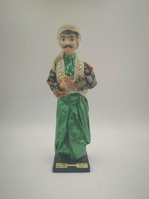 Turkish villager doll