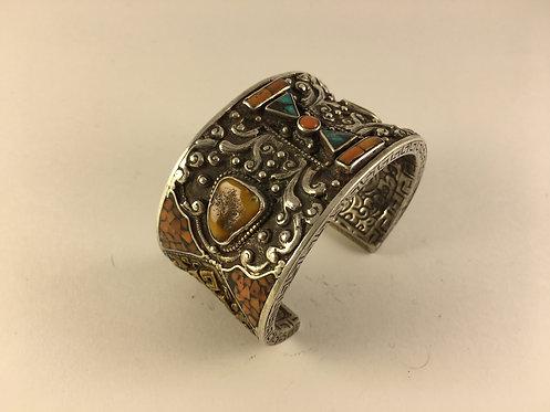 Tibetan Silver Bracelet