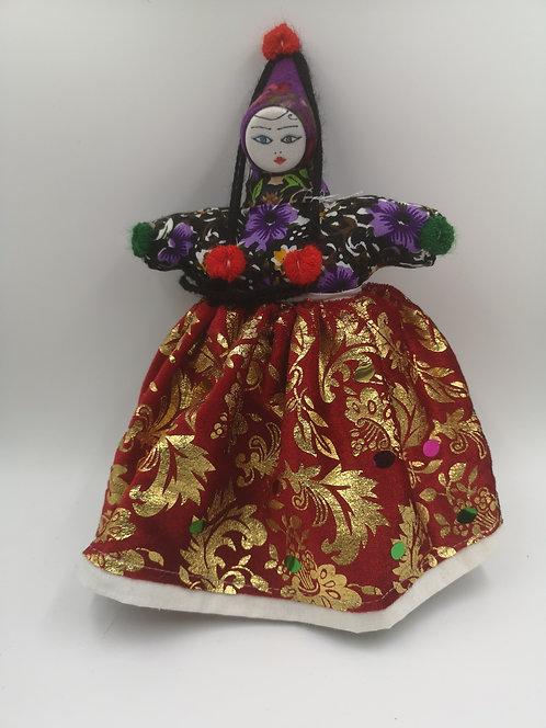 Cappadocia village doll