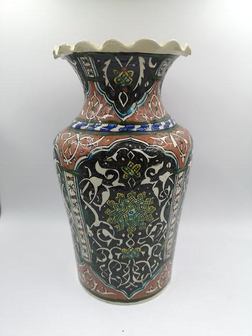 Kütahya big vase