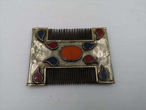 Turcoman Alpaka comb